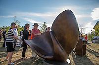 20160921 Gund Sculpture Dedication