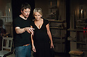 "London, UK. 26.06.2012. ""Chicken"", starring Lisa Maxwell and Craig Kelly opens at the Trafalgar Studios. Picture shows:  Craig Kelly and Lisa Maxwell."