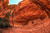 Wide Angle Ruin - Arizona - Sedona. Sinagua culture