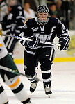 5 January 2007: University of New Hampshire forward and team captain Josh Ciocco (14) from Atco, NJ, in action against the University of Vermont Catamounts at Gutterson Fieldhouse in Burlington, Vermont. The UNH Wildcats defeated Vermont 7-1 in front of a record setting 48th consecutive sellout at &quot;the Gut&quot;...Mandatory Photo Credit: Ed Wolfstein Photo.<br />