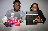 Hank Willis Thomas  & Dr. Deborah Willis in Conversation at Aperture Foundation, Nov.11, 2008 in NYC