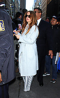 NEW YORK, NY - NOVEMBER 17: Isla Fisher at NBC's Today Show in New York City on November 17, 2016. Credit: RW/MediaPunch