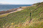Coastal Footpath near Drumadoon Point, Isle of Arran, Scotland