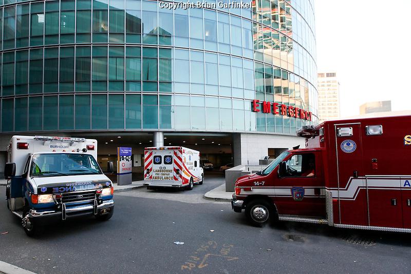 Pennsylvania Hospital Emergency Room Philadelphia