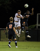 The Winthrop University Eagles lose 2-1 in a Big South contest against the Campbell University Camels.  Ben Iiames (13), Pietro Bottari (21)