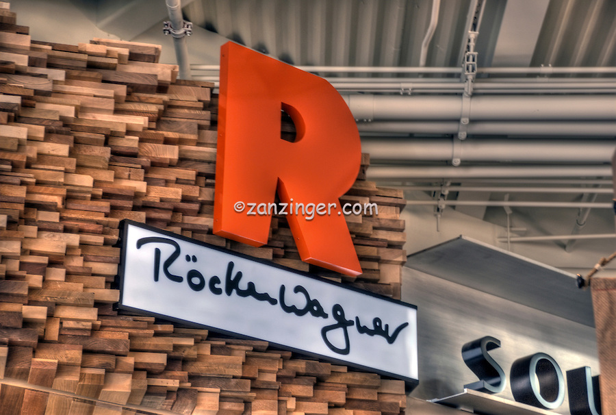 Rockenwagner, The Market, Food Court, Santa Monica Place; Santa Monica; CA;