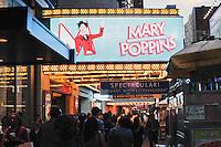 Times Square in New York, United States. 5/16/2012.  Photo by Eduardo Munoz Alvarez / VIEW