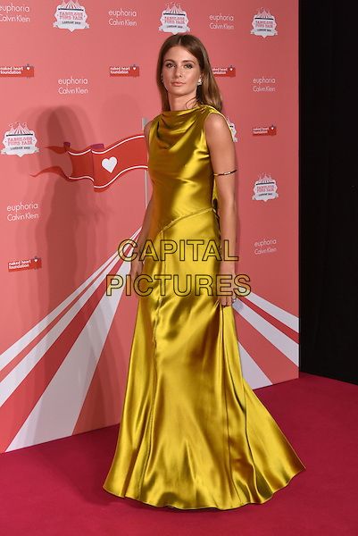 Millie Mackintosh<br /> arrivals at London's Fabulous Fund Fair 2016 in aid of the Naked Heart Foundation at Old Billingsgate Market on 20th February 2016.<br /> CAP/PL<br /> &copy;Phil Loftus/Capital Pictures