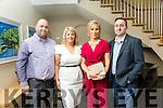 Enjoying the Crotta GAA Social at Ballyroe Heights on Saturday were John Kelliher, Mary O'Mahony, Margaret Nolan and Keith Nolan