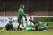 Frontline score their fourth goal and celebrate - Cressing Yardley United vs Frontline Reserves - Braintree & North Essex Sunday League Neil Horrocks Memorial Invitation Plate Final at Halstead Town FC - 14/05/12 - MANDATORY CREDIT: Gavin Ellis/TGSPHOTO - Self billing applies where appropriate - 0845 094 6026 - contact@tgsphoto.co.uk - NO UNPAID USE.