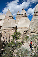 Kasha Katuwe - Tent Rocks National Monument - Cochiti, NM - photos