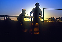Australian Outback Cattle Station, Central Australia NT
