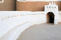 Ghadames, Libya - Gate, Wall, Triangular Decoration
