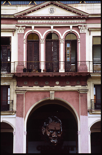 Architecture, Old Havana, Cuba by Paul Cooklin