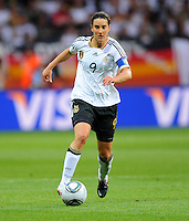 Birgit Prinz of team Germany during the FIFA Women's World Cup at the FIFA Stadium in Frankfurt, Germany on June 30th, 2011.