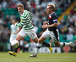 Kris Commons and Gary Irvine
