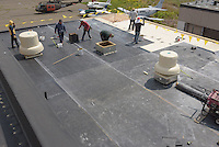 2015-05-15 Stratford School Aviation Maintenance Roof Replacement and Mechanical Upgrades Photos 2