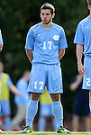 27 November 2011: North Carolina's Ben Speas. The University of North Carolina Tar Heels defeated the Indiana University Hoosiers 1-0 in overtime at Fetzer Field in Chapel Hill, North Carolina in an NCAA Men's Soccer Tournament third round game.
