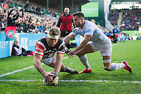 Leicester Tigers v Racing 92