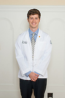 Dylan Devlin. Class of 2017 White Coat Ceremony.