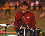 Lafayette High band member Casey Beard vs. Shannon in Oxford, Miss. on Friday, September 14, 2012. Lafayette won 44-25 over Shannon to improve to 4-1.