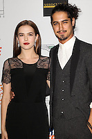 CENTURY CITY, CA, USA - MAY 02: Zoey Deutch, Avan Jogia at the 21st Annual Race To Erase MS Gala held at the Hyatt Regency Century Plaza on May 2, 2014 in Century City, California, United States. (Photo by Celebrity Monitor)