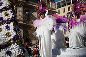 Purple Reign, Raleigh Christmas Parade, Raleigh, NC, Saturday, November 19, 2011.
