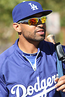 2012 March 20 Los Angeles Dodgers Spring Training