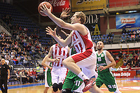 20141116: SRB, Basketball - ABA League 2014/15, KK Crvena Zvezda vs KK Krka