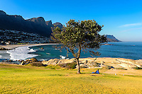 Camps Bay is a suburb of Cape Town, South Africa.