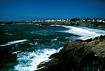 California: Mendocino Coast, town of Mendocino..Photo copyright Lee Foster, 510/549-2202, lee@fostertravel.com, www.fostertravel.com.Photo #: cageta105
