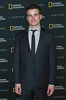 NEW YORK, NY - APRIL 19: Jason Ritter  at National Geographic's Further Front at Jazz at Lincoln Center on April 19, 2017 in New York City. <br /> CAP/MPI/DC<br /> &copy;DC/MPI/Capital Pictures