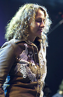 Joan Osborne with The Dead performing in concert at the Tweeter Center, Mansfield MA 22 June 2003