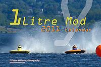2011 1 Litre Mod Calendar