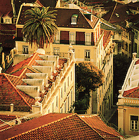 Architecture in Lisbon, Portugal