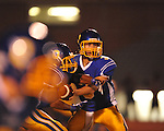 Oxford High's Parker Adamson (3) vs. Charleston in Oxford, Miss. on Friday, August 24, 2012. Oxford won 21-18 to improve to 2-0.