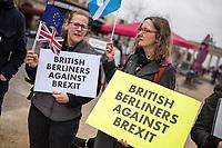 2017/03/29 Politik | Berlin | Protest gegen Brexit
