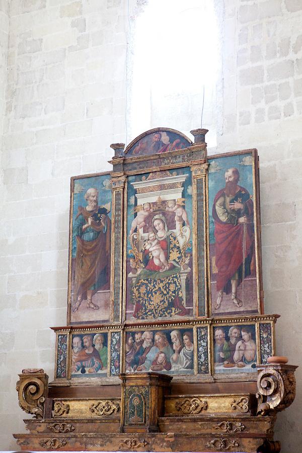 Basilicata, ITALY Matera, Basilicata, italy