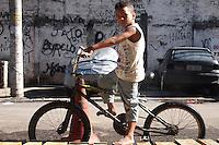 Boy On A Bike | Rio De Janeiro, Brazil | 2011