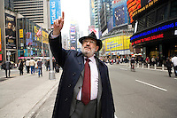 New York City, May the 2nd, 2008. .Italian writer Umberto Eco in New York City. Eco participates in the fourth Pen World Voices Festival of international literature. .In New York, Mr. Eco has a deeply appreciative readership. The title of his latest novel is 'The Mysterious Flame of Queen Loana'. ('La misteriosa fiamma della regina Loana'). In USA, all of Mr. Eco's novels are published by the editor Houghton Mifflin Harcourt.