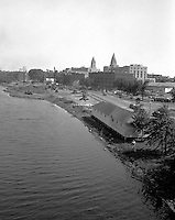 Boston University Campus - 1950s
