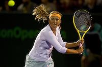 Victoria AZARENKA (BLR) against Kim CLIJSTERS (BEL) in the third round of the women's singles. Kim Clijsters beat Victoria Azarenka 6-4 6-0..International Tennis - 2010 ATP World Tour - Sony Ericsson Open - Crandon Park Tennis Center - Key Biscayne - Miami - Florida - USA - Mon 29th Mar 2010..© Frey - Amn Images, Level 1, Barry House, 20-22 Worple Road, London, SW19 4DH, UK .Tel - +44 20 8947 0100.Fax -+44 20 8947 0117