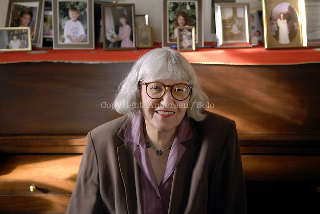 Cynthia Ozick, American writer in 2007 at home in New Rochelle, N.Y.