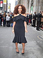 NEW YORK, NY April 21, 2017 Janet Mock attend Variety's Power of Women NY Presented by Lifetime, at Cipriani Midtown in New York April 21,  2017. Credit:RW/MediaPunch