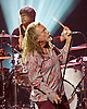 Robert Plant <br /> performing live in concert at the Apple iTunes Festival, The Roundhouse, Chalk Farm, London, Great Britain <br /> 8th September 2014 <br /> <br /> Robert Plant <br /> <br /> Photograph by Elliott Franks