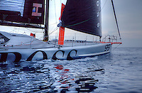 Alex Thomson Racing Hugo Boss Monaco