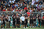 Wesleyan Football vs. Middlebury 9/26/15