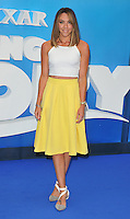 Michelle Heaton at the &quot;Finding Dory&quot; UK film premiere, Odeon Leicester Square cinema, Leicester Square, London, England, UK, on Sunday 10 July 2016.<br /> CAP/CAN<br /> &copy;CAN/Capital Pictures ***USA and South America Only**