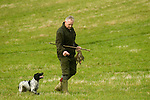 Game bird shoot St Claire's Estate, Hampshire. England 2007