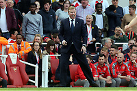 Everton manager Ronald Koeman during Arsenal vs Everton, Premier League Football at the Emirates Stadium on 21st May 2017